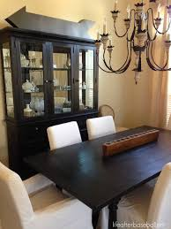 Chalk Paint Dining Room Table Life After Baseball Try It Tuesday Using Annie Sloan Chalk Paint