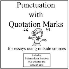 best quotation marks rules ideas quotation punctuation quotation marks this handout and two quizzes focus on punctuation quotation