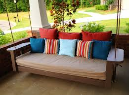 Porch Swing Bed Porch Swing Bed Diy Home Design Ideas