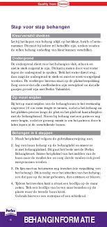Expertise Van Perfax Perfax Vertrouwde Kwaliteit Pdf