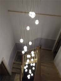 italian modern lighting. Brilliant Italian On Display In Our Showroom 6 Mtr Airbubble Chandelier Fully Adjustable 31  LED Lamps Intended Italian Modern Lighting