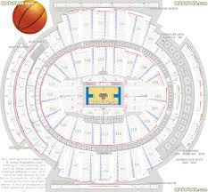 Msg Seating Chart Concert With Rows Madison Square Garden Seating Chart Detailed Seats Rows And