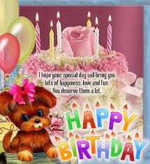 A Birthday Message Ecard Free Happy Birthday Messages Ecards 123