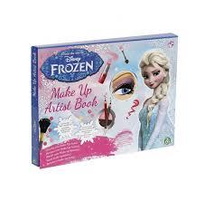frozen makeup artist book jpg