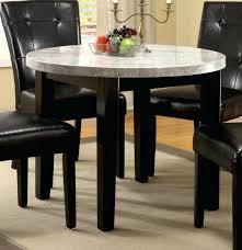 espresso round dining table furniture of i contemporary inch espresso finish marble top round dining table espresso round dining table set