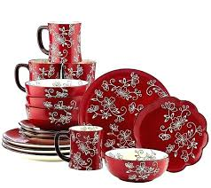 red and black dinnerware sets large size of white . Red And Black Dinnerware Sets Medium Size