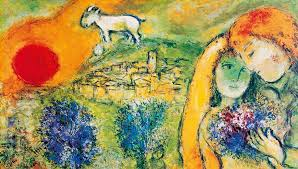 marc chagall exhibition rome 2016