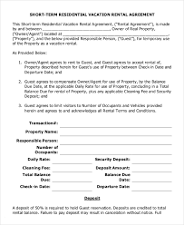 Agreement In Word 100 Residential Rental Agreement Templates Free Sample Example 2