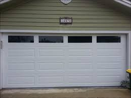 mid century modern garage doors with windows. Amarr Long Panel Garage Door With Solid Windows Gives This Home In Jacksonville A More Modern Mid Century Doors