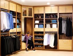 Contemporary Closet System from California Closets