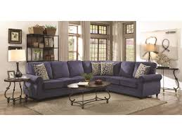 value city sectional sofa. Coaster Kendrick Sectional With Memory Foam Sleeper | Value City Furniture Sofas Sofa