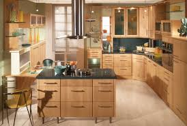 Laminate Wood Flooring Kitchen Contemporary Kitchen Design Ideas With Wooden Cabinets And Simple