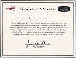 Certificate Of Authenticity Letter Sample Best Of Qata Popular