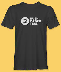 Rush Order Tees Size Chart The Top 8 Screen Printing Locations And Why They Are Standard