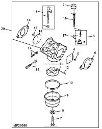 John deere parts diagrams john deere carburetor engine