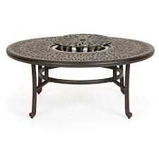 boca rattan tropez outdoor coffee table outdoor coffee table on florence round patio coffee table 52