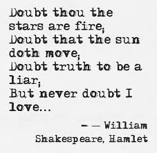 Best Known Shakespeare Quotes Shakespeare Hamlet One of my favorite quotes Teaching AP 2