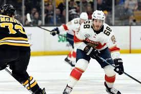Projected Lines Florida Panthers Visit Boston Bruins