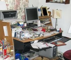 organizing your office. Organizing Your Office Disorganized Desk Offices .