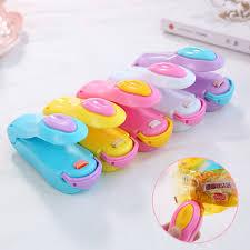 <b>Portable Mini Plastic</b> Bag Sealing Machine <b>Small</b> Household Hand ...