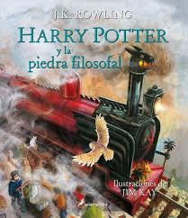 harry potter y la piedra filosofal edición irada harry potter book coversharry
