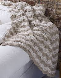 Knitted Afghan Patterns Cool Easy Afghan Knitting Patterns In The Loop Knitting