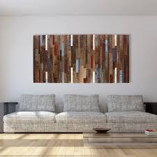 digital art gallery wall art reclaimed wood