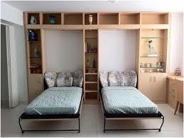 Smart Bedroom Furniture Bedroom Spacious Bedroom Design Decor With Wooden Murphy Bed