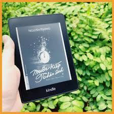 Bảo hành 1 đổi 1] Máy đọc sách Amazon Kindle Paperwhite 4 (thế hệ thứ 10 -  8/32GB)