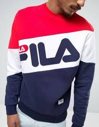 fila outfits mens. fila black sweatshirt with large diagonal logo red men,fila dress zipper,outlet outfits mens
