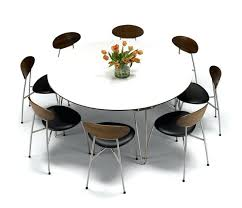 contemporary round table large size of kitchen round wood table with leaf expandable round dining table