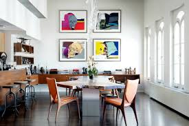 DHD Interiors\u0027 Spectacular Tribeca Penthouse Design is Fun ...