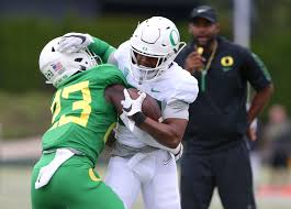 Projected Oregon Ducks Depth Chart For Week 3 Of Fall Camp