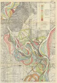 Lower Mississippi River Charts Radicalcartography