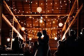 rustic wedding lighting. rustic string lights wedding lighting 2