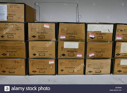 office file boxes. Wonderful Boxes File Storage Boxes Stacked In Office File Room  USA In Office Boxes