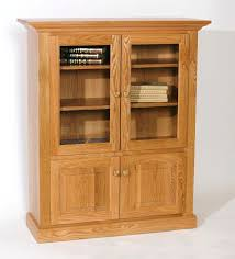 solid wood bookcase with sliding glass doors adjule shelves bookcases target kansas full size headboard scandinavia