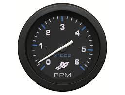Mercury 6000 Rpm Tachometer Mercruiser Outboard Quicksilver 79 895283a03