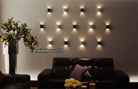 Small Picture Aliexpresscom Buy New Modern 3W LED Square Wall Lamp Hall Porch
