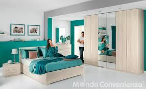 Le camere da letto low cost del catalogo Mondo Convenienza