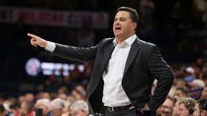 basketball coach Sean Miller