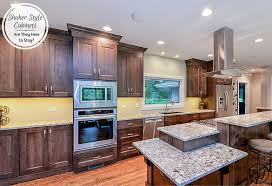 Shaker Style Kitchen Cabinet Shaker Style Cabinets Are They Here To Stay Home Remodeling