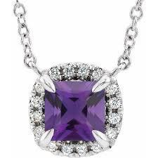genuine amethyst jewelry natural