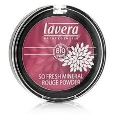 <b>Минеральные румяна</b> Lavera <b>So</b> fresh mineral rouge powder ...