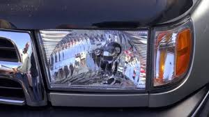 Toyota 4 Runner Headlight Upgrade by Monney in Redwood City - YouTube