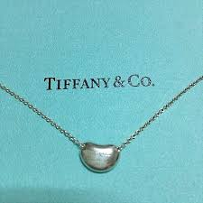used tiffany co elsa peretti bean