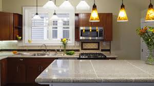 Tiled Kitchens 5 Surprisingly Modern Tiled Countertops