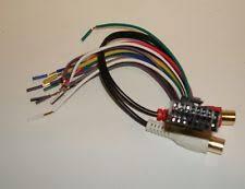 standard car audio & video wire harnesses for universal sd ebay Dual Xhd7714 Wiring Harness dual 16 pin am fm cd wire harness xdm6400 xdm6820 xd6320 xdmr6850 xdma6855 du6 dual xhd7714 wiring diagram