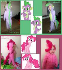 Pony Costume Ideas My Little Pony Pinkie Pie Spike Halloween Costume Cosplay Ahh My