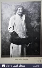 Donna Rachele Mussolini (11 Aprile 1890 - 30 ottobre 1979) era la moglie e  vedova del dittatore italiano Benito Mussolini Foto stock - Alamy
